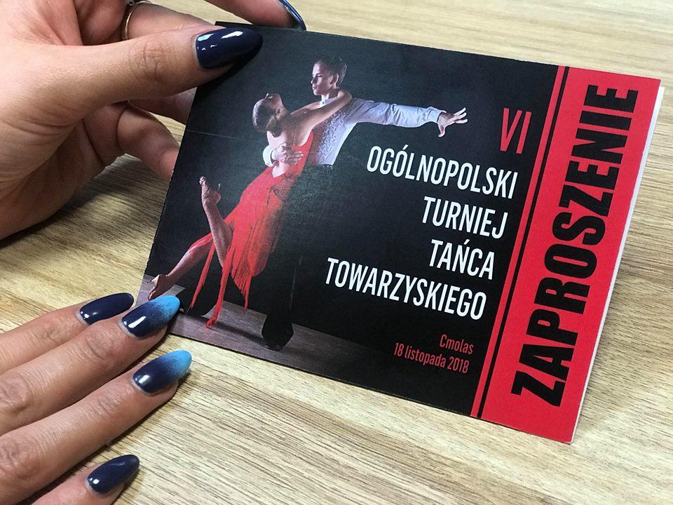 Ogólnopolski turniej tańca w Cmolasie już niebawem. Z tej okazji mamy konkurs dla naszych Czytelników - Zdjęcie główne