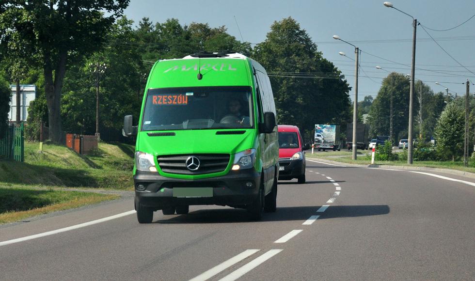 Z REGIONU. Busy Marcela zmieniają miejsce odjazdów | MAPA | - Zdjęcie główne