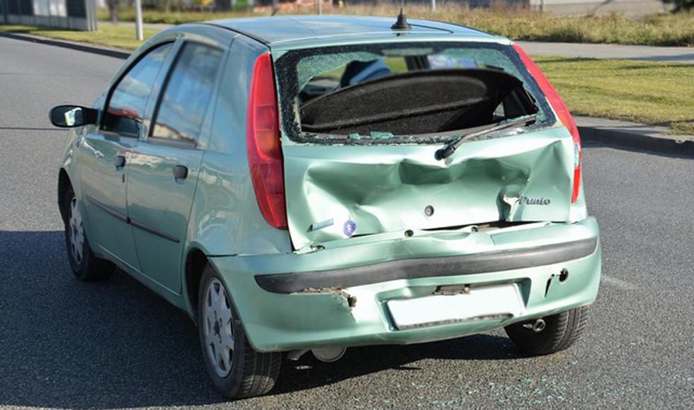 Podkarpacie. Dwumiesięczne dziecko ucierpiało w zdarzeniu drogowym [ZDJĘCIA] - Zdjęcie główne