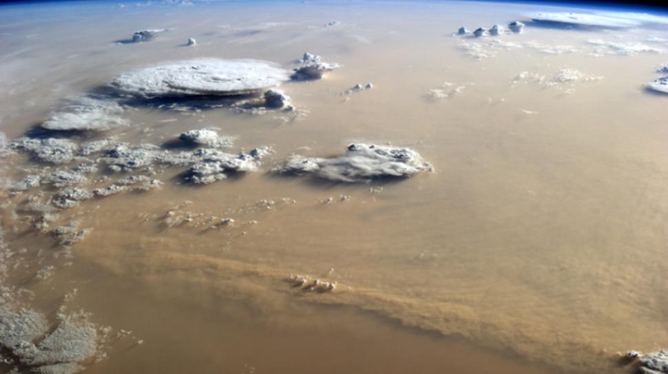 Pył z Sahary w naszym województwie?   - Zdjęcie główne