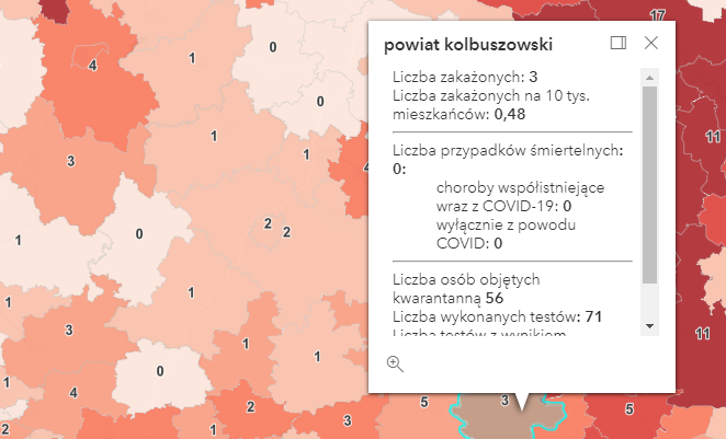 Zakażenia koronawirusem na Podkarpaciu [wtorek - 5 października] - Zdjęcie główne