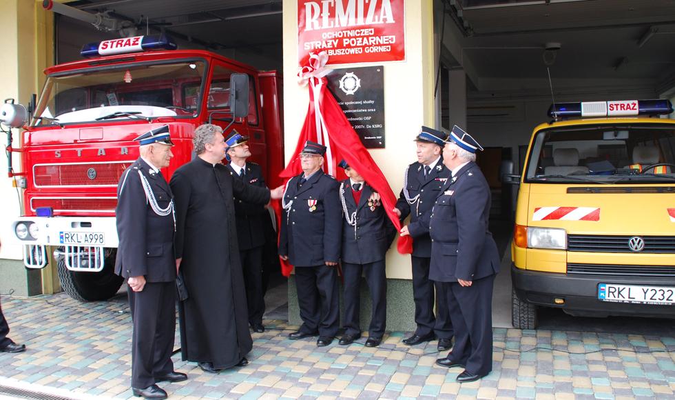 Do strażaków z jednostki OSP w Kolbuszowej Górnej trafi wóz strażacki za prawie 800 tys. zł  - Zdjęcie główne