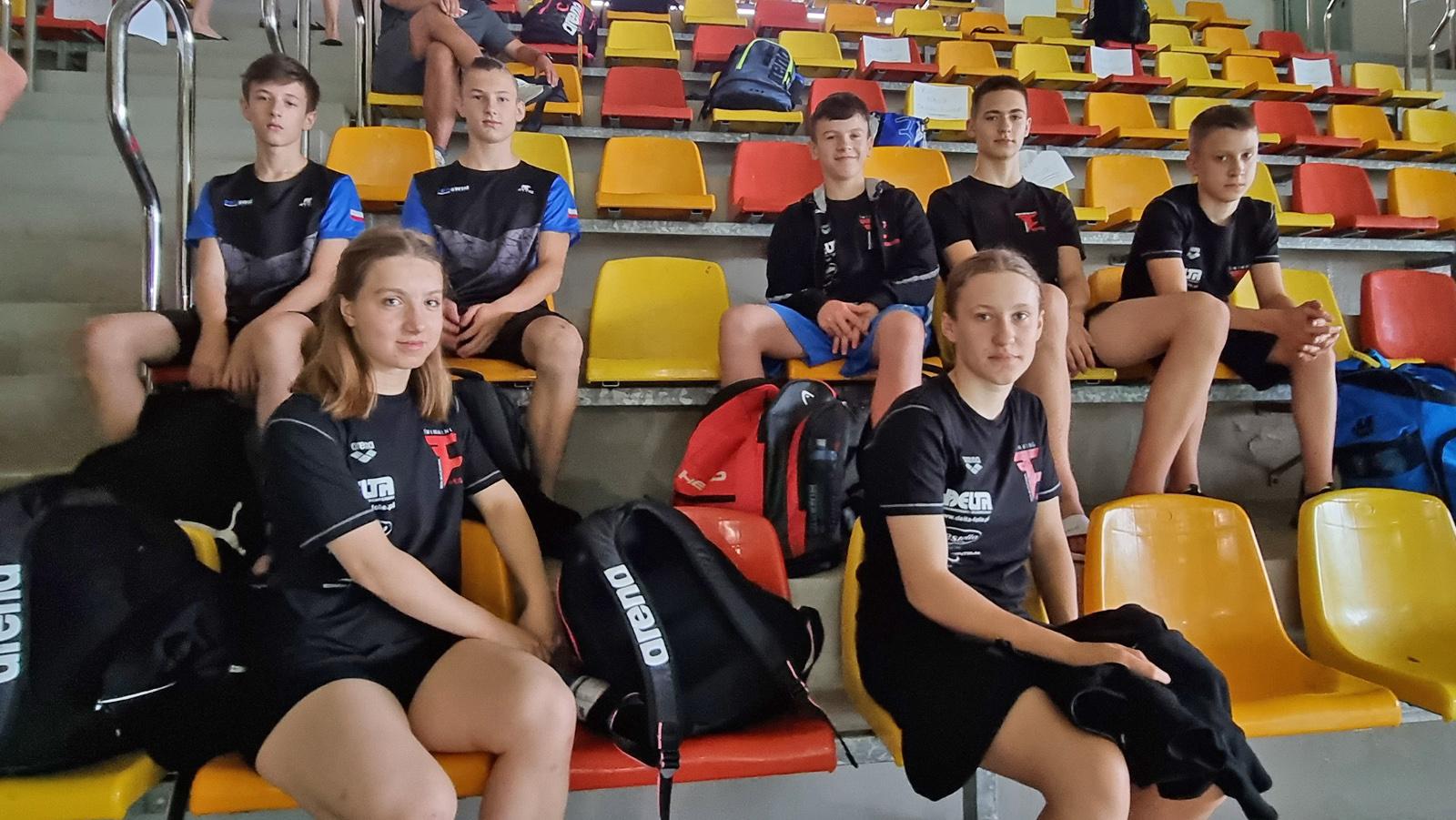Świetny wynik naszych pływaków na mistrzostwach w Olsztynie [ZDJĘCIA] - Zdjęcie główne