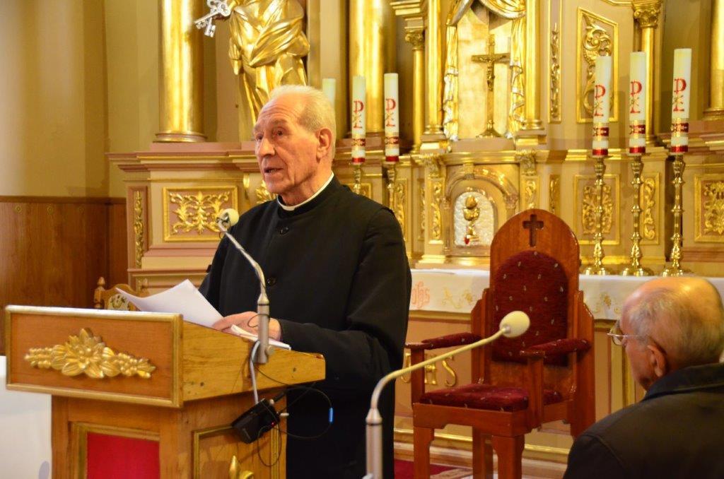 60. rocznica święceń kapłańskich księdza z naszego powiatu - Zdjęcie główne