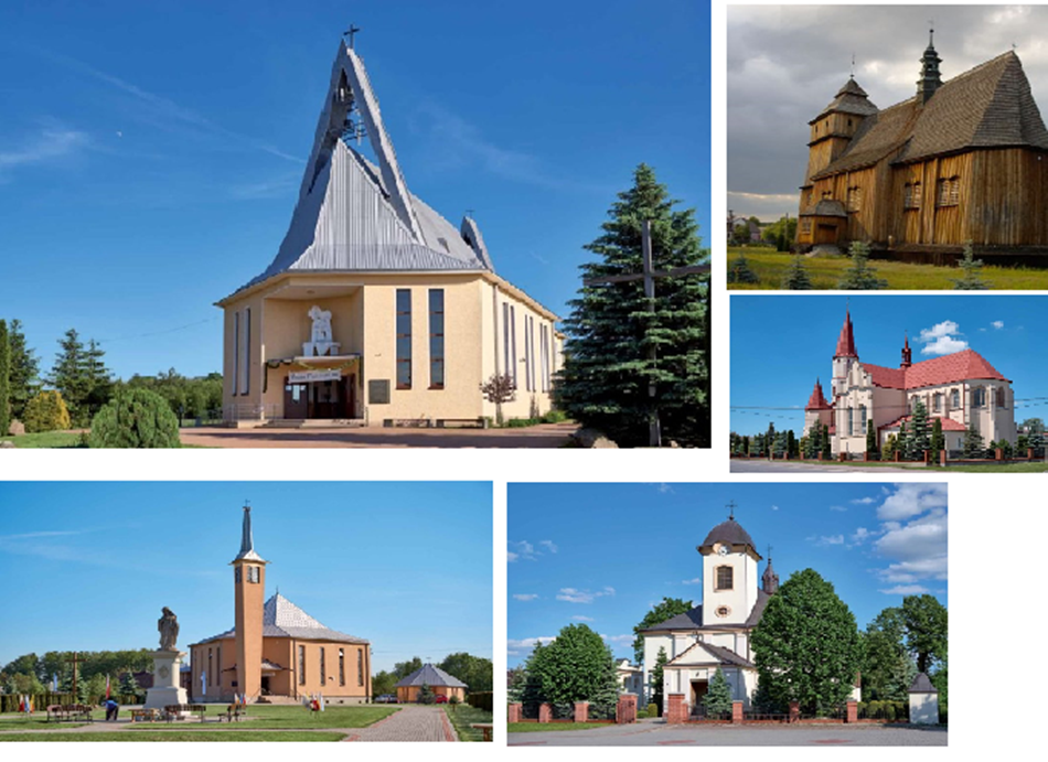 Parafie z powiatu kolbuszowskiego. Czy znasz je wszystkie? [LISTA ZDJĘCIA] - Zdjęcie główne