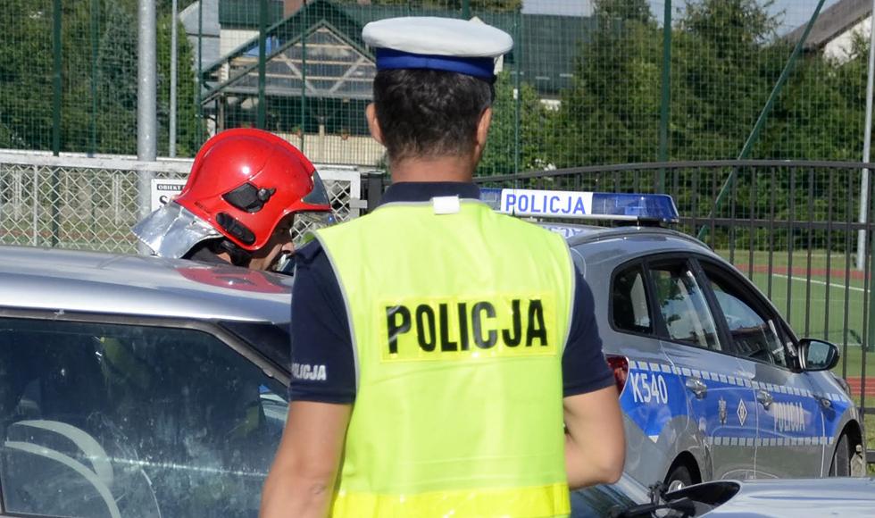 Wypadek na trasie Kolbuszowa - Mielec. Policja szuka świadków  - Zdjęcie główne
