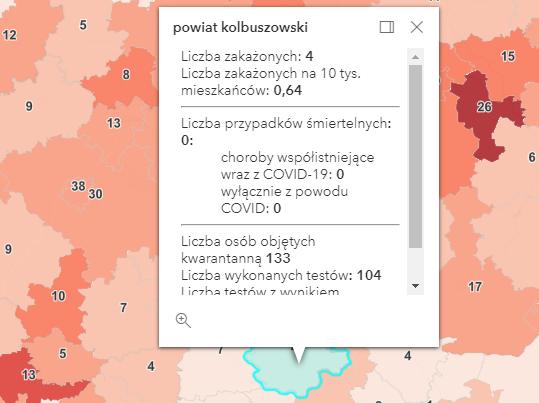 Zakażenia koronawirusem na Podkarpaciu [czwartek - 6 maja] - Zdjęcie główne