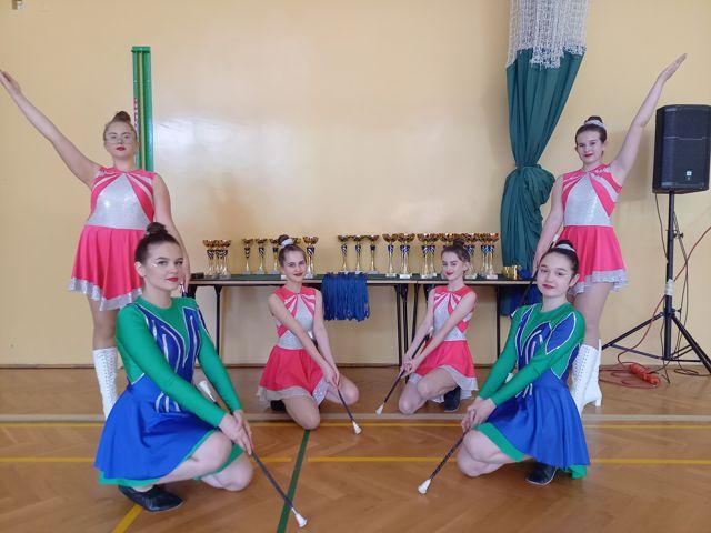 Mażoretki z Majdanu Królewskiego zwyciężyły! [ZDJĘCIA] - Zdjęcie główne