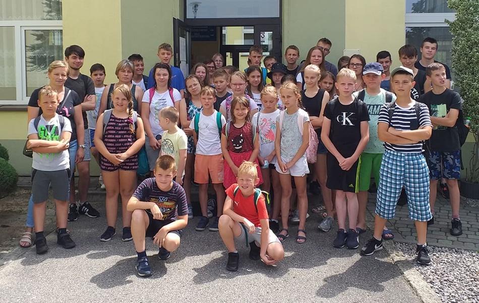 Niezapomniane wakacje dzieci z gminy Majdan Królewski [ZDJĘCIA] - Zdjęcie główne