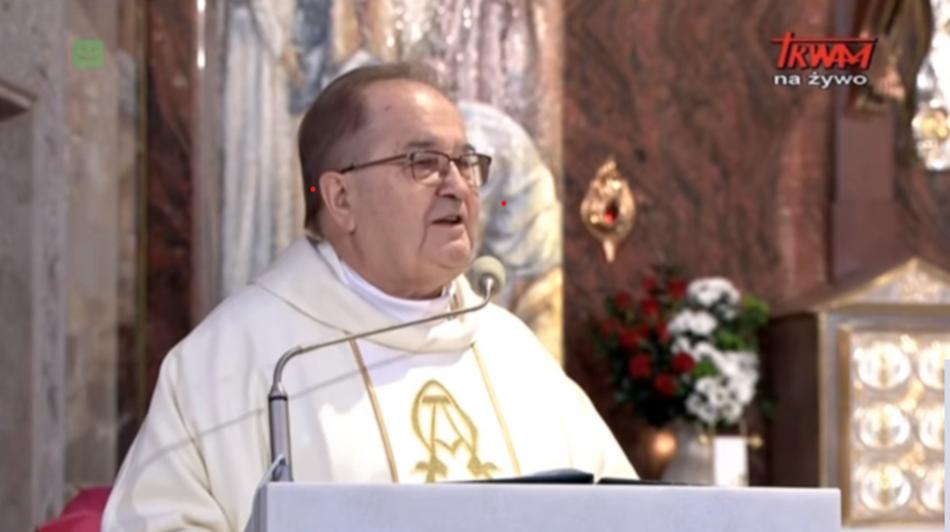 Ojciec Tadeusz Rydzyk wyraża skruchę - Zdjęcie główne