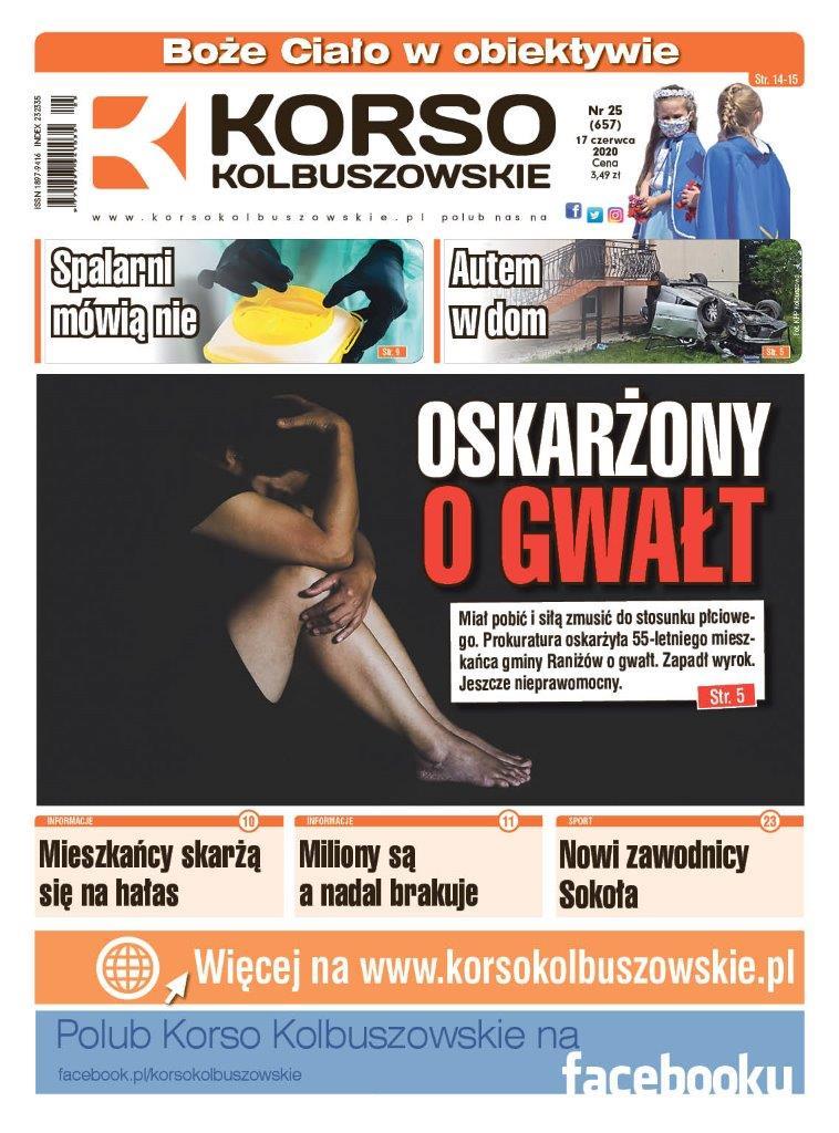 Korso Kolbuszowskie - nr 25/2020 - Zdjęcie główne
