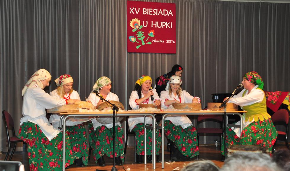 Już 24 listopada w Niwiskach XVI Biesiada u Hupki - Zdjęcie główne