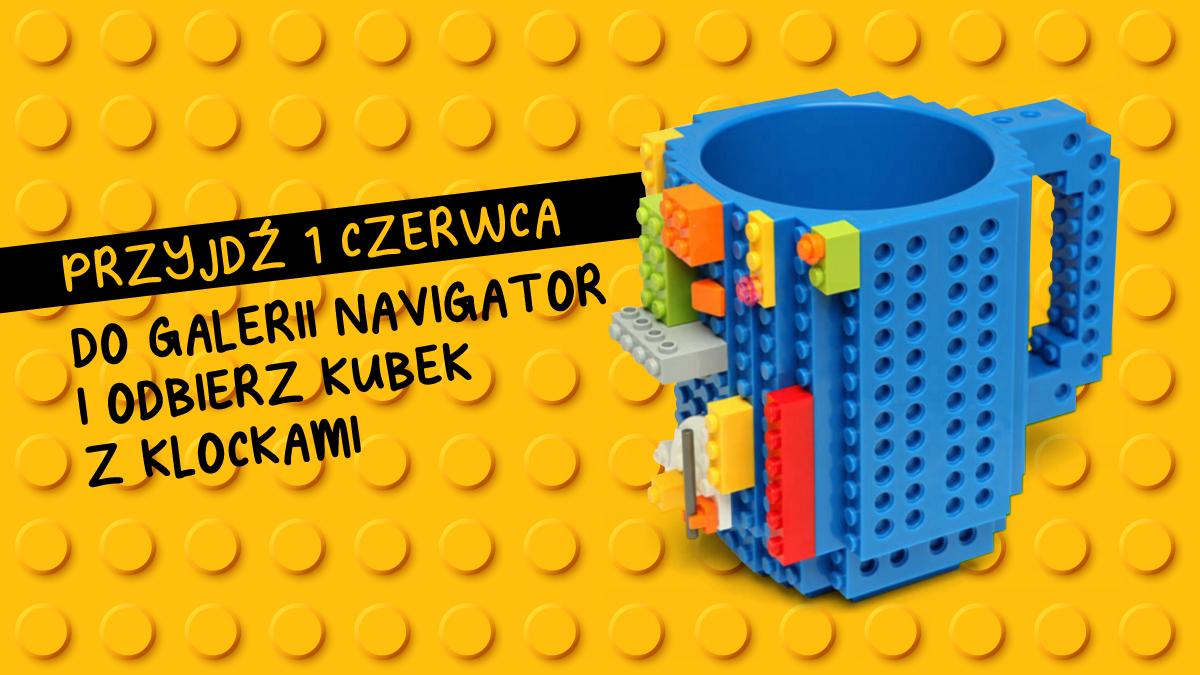 Kreatywny Dzień Dziecka w Galerii Navigator - Zdjęcie główne