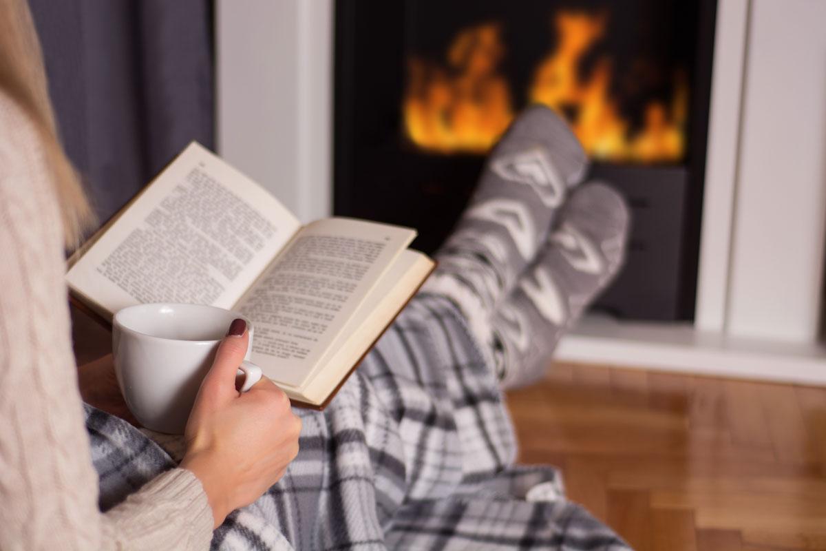 Jakie książki umilą czas w zimowe wieczory? - Zdjęcie główne