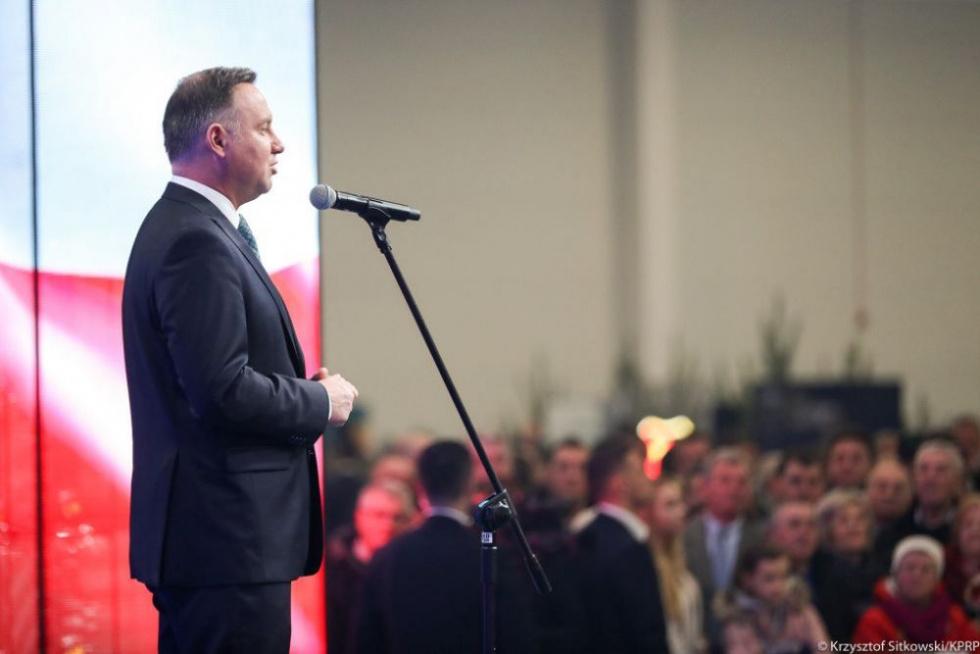 Andrzej Duda znów przyjedzie na Podkarapcie - Zdjęcie główne