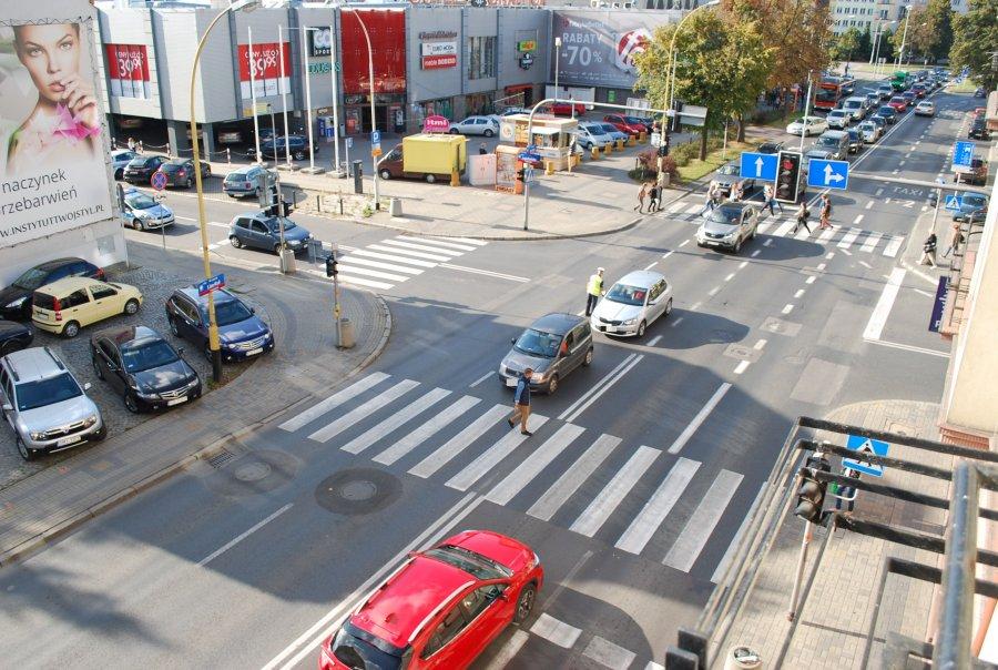 """Z REGIONU. Podsumowanie działań """"Przejezdne skrzyżowania"""" - Zdjęcie główne"""