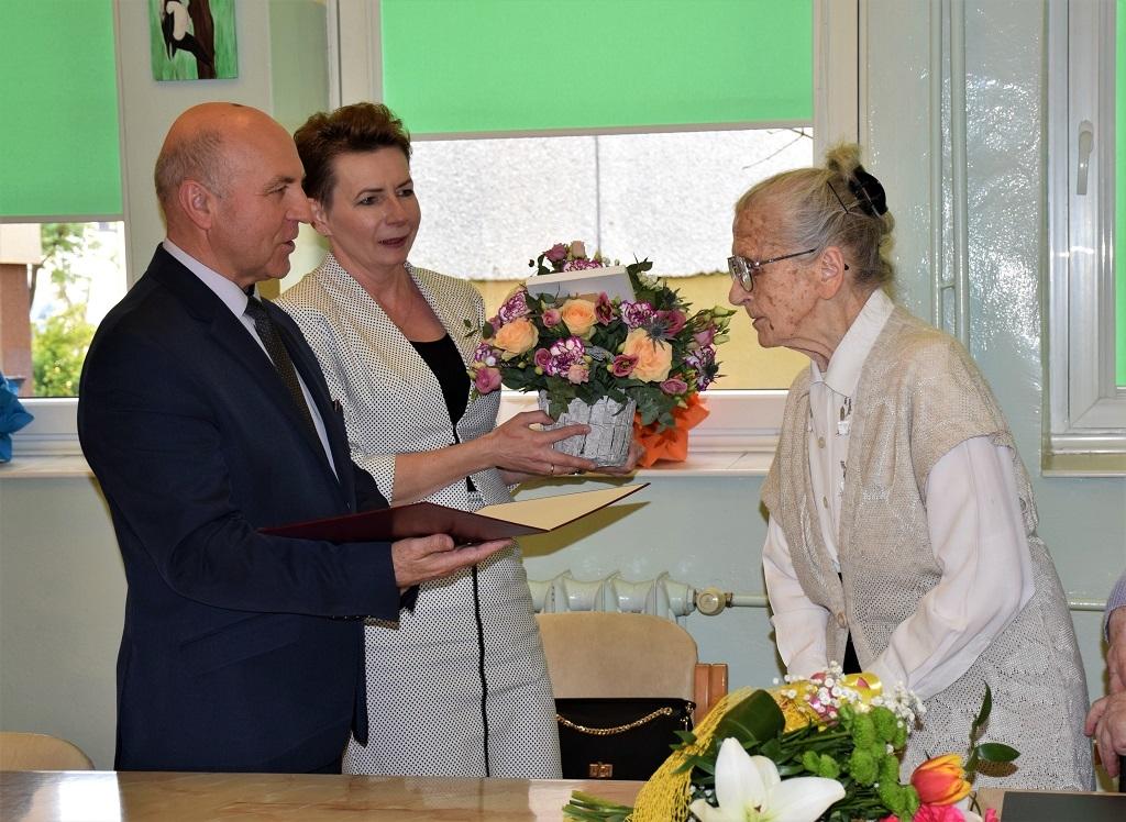 Setne urodziny, obchodziła 21 kwietnia, pani Stefania z Kolbuszowej - Zdjęcie główne