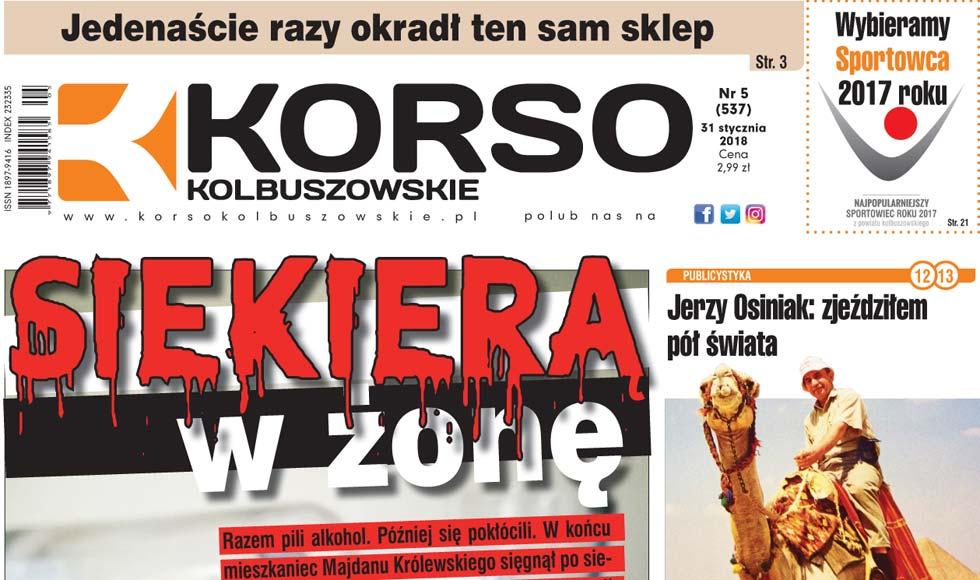 Korso Kolbuszowskie nr 5/2018 - Zdjęcie główne