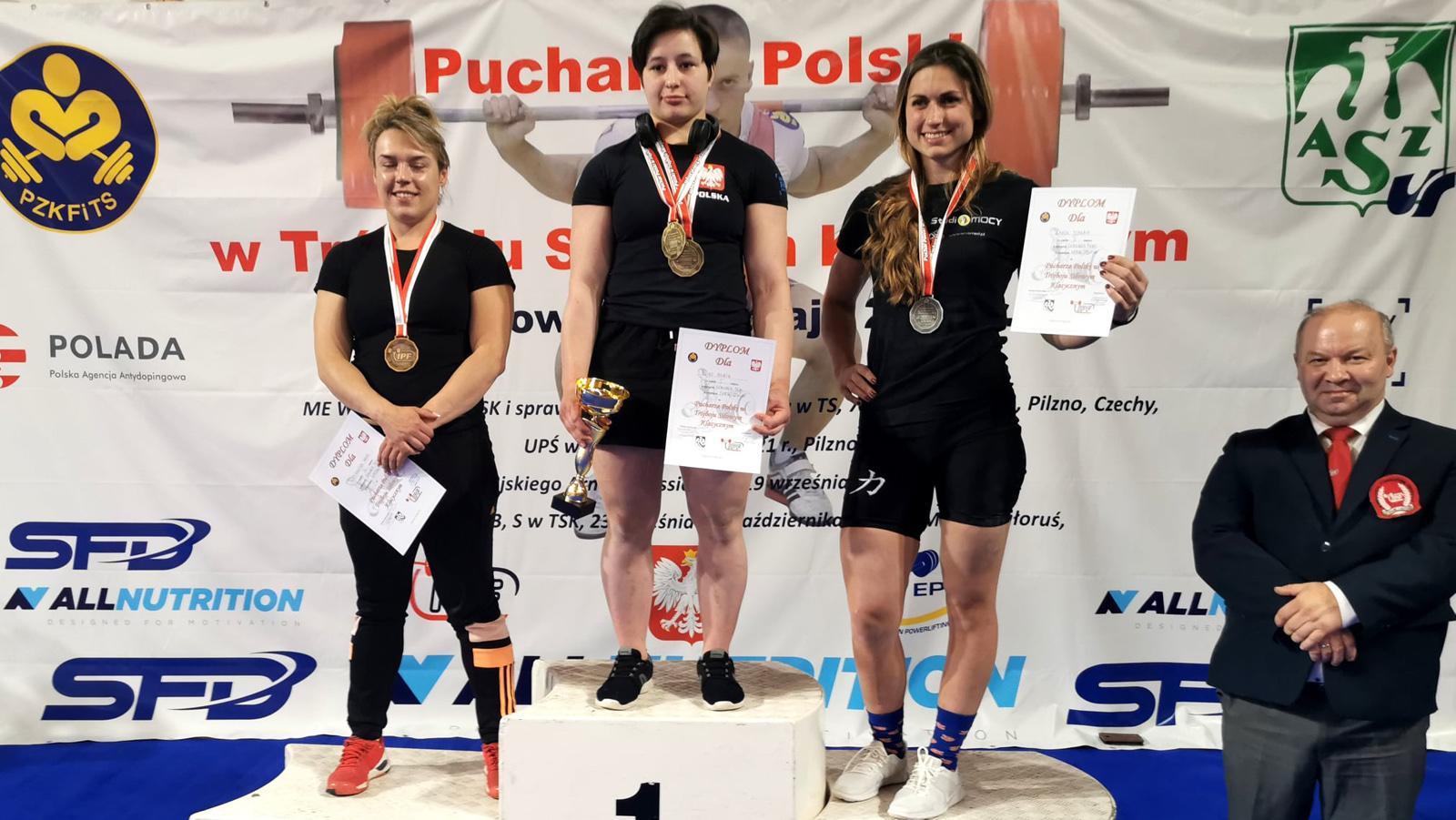 Sukces Joanny Sałek. - To talent na skalę światową - uważa jej trener - Zdjęcie główne