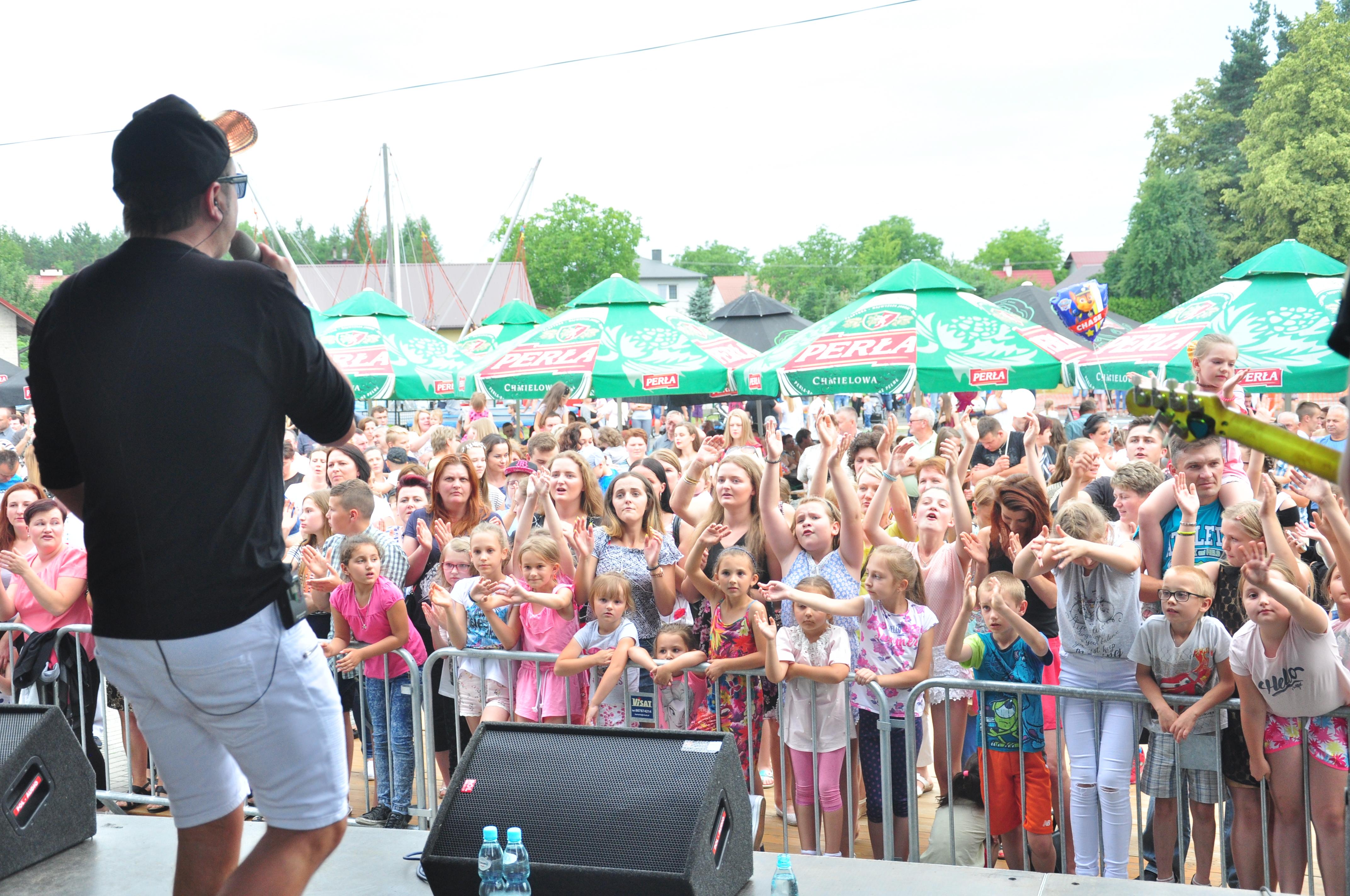 Andre porwał publiczność podczas tegorocznych Dni Raniżowa. Zobacz nagrania z niedzielnego koncertu  - Zdjęcie główne