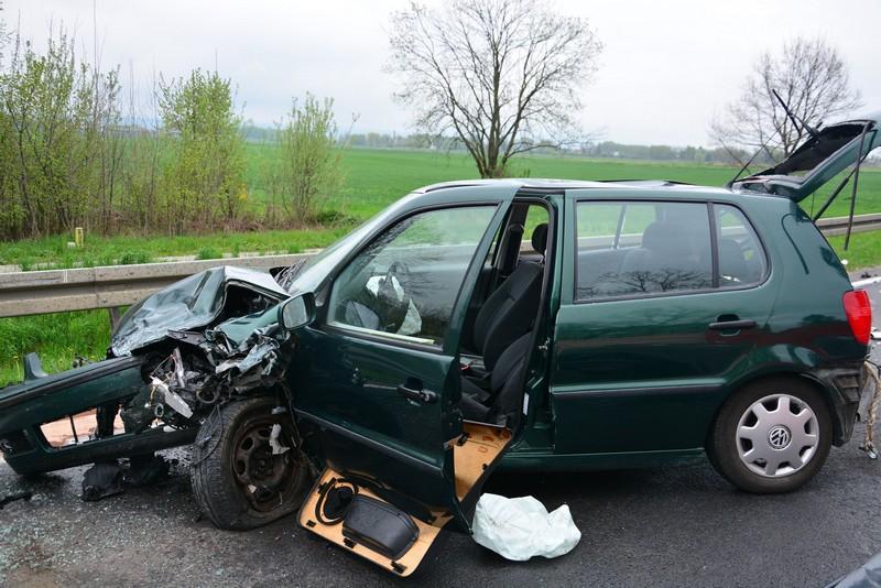 Z PODKARPACIA. Śmiertelny wypadek z udziałem trzech samochodów  - Zdjęcie główne