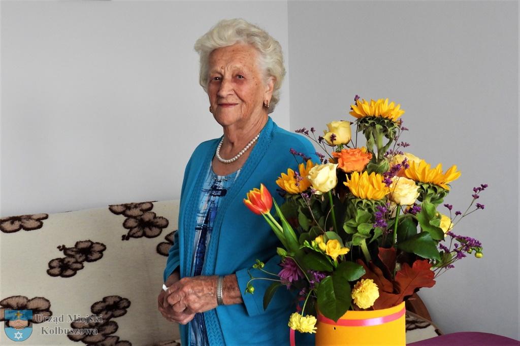 Setne urodziny pani Marii z Kolbuszowej [ZDJĘCIA] - Zdjęcie główne