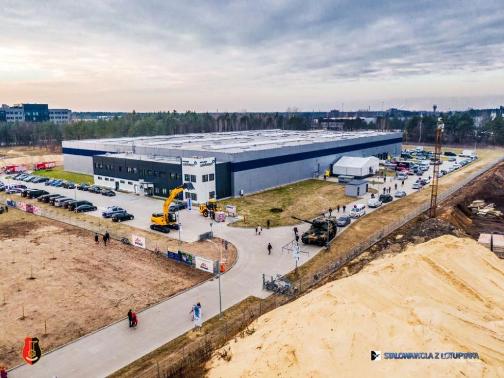 Szwalnia widmo! Opozycja kontroluje sztandarową inwestycję na północy Podkarpacia! - Zdjęcie główne