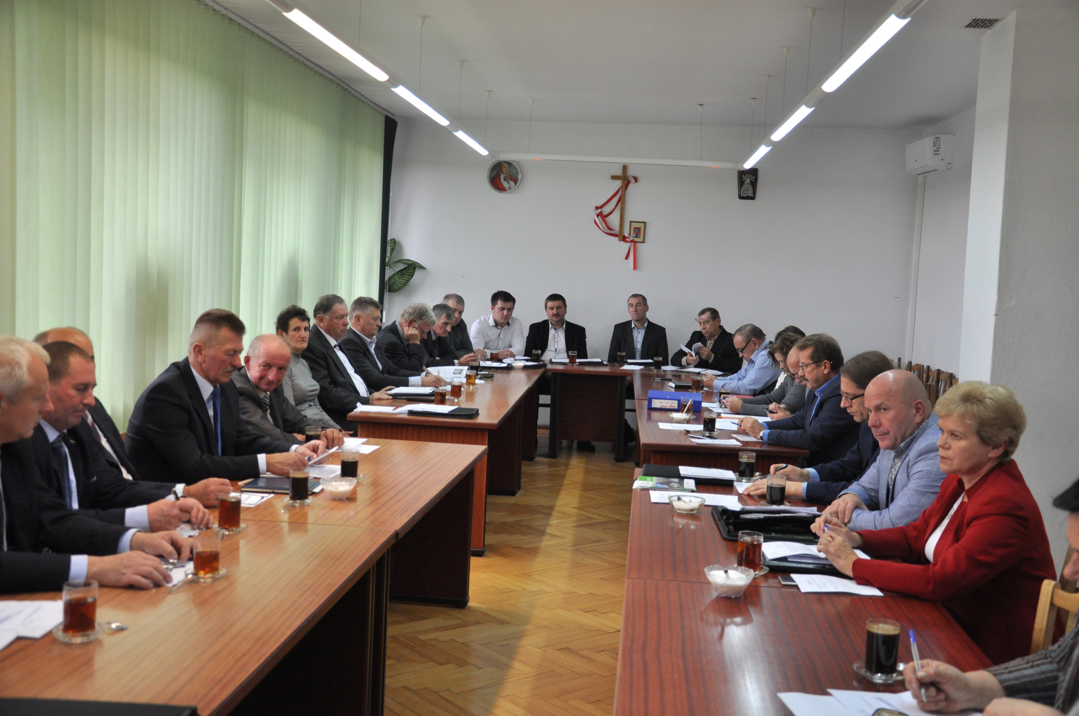 Gmina Cmolas. Odbyła się ostatnia sesja rady gminy, przed tegorocznymi wyborami samorządowymi [GALERIA ZDJĘĆ] - Zdjęcie główne