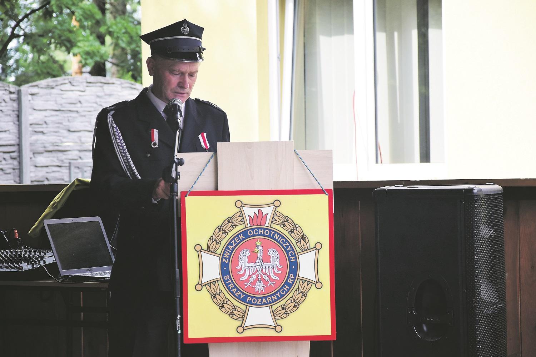 Gmina Dzikowiec. Ochotnicza Straż Pożarna Mechowiec wkrótce wzbogaci się o nowy samochód. - Zdjęcie główne