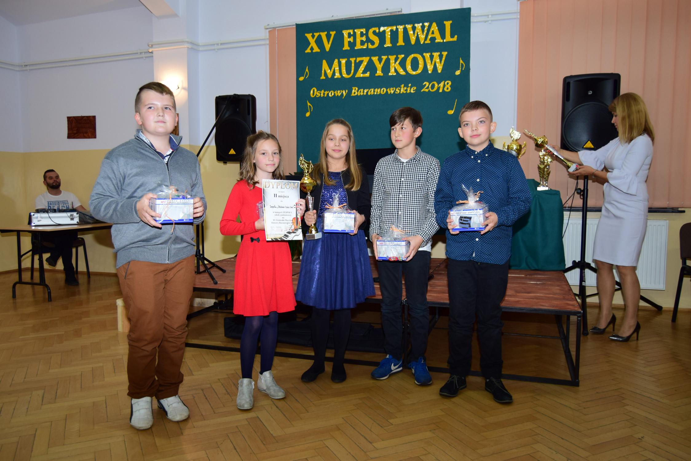 W Ostrowach Baranowskich po raz piętnasty odbył się Festiwal Muzyków. Zobaczcie, które miejsca zajęli jego uczestnicy   WYNIKI   - Zdjęcie główne