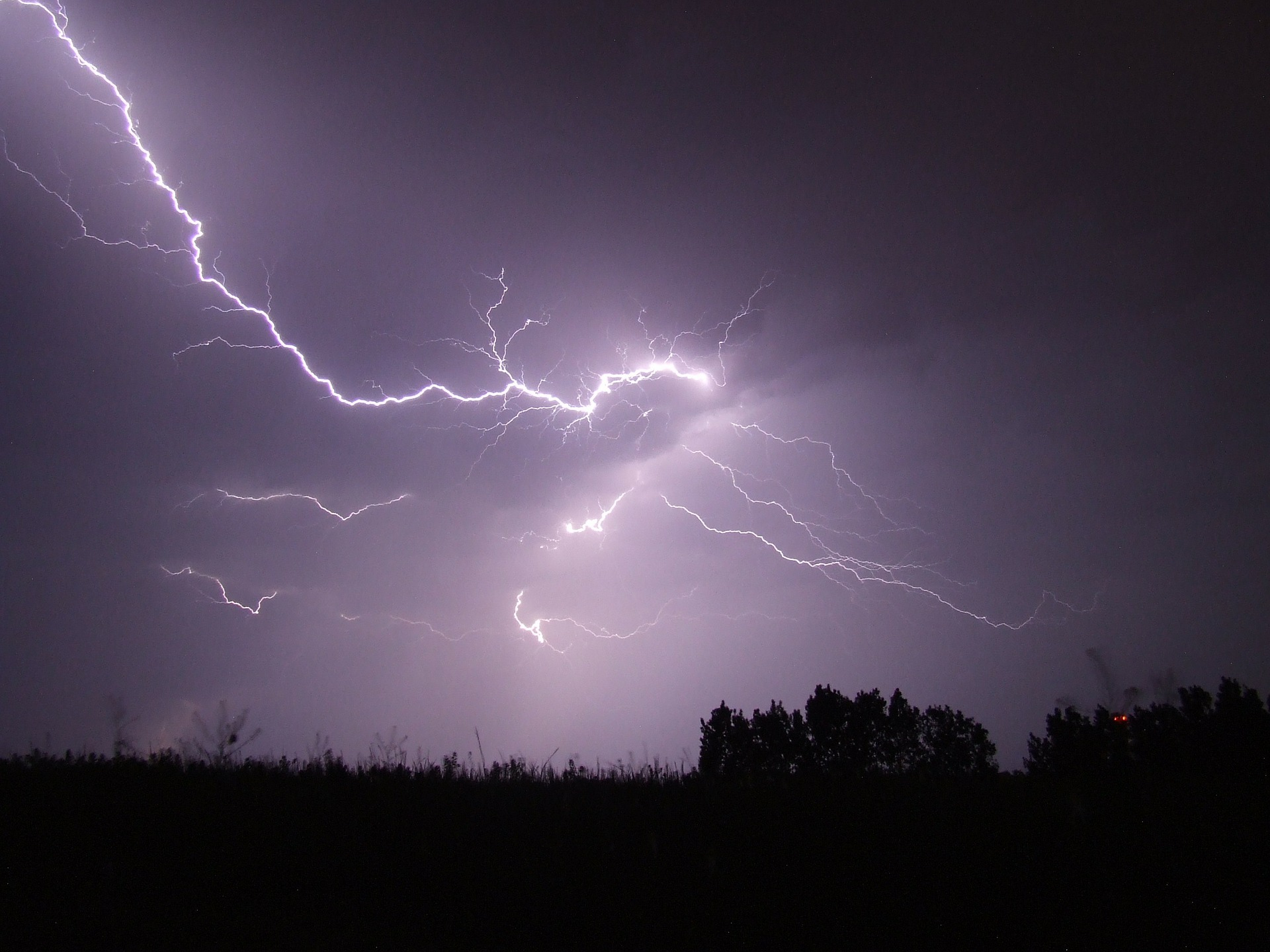 Ostrzeżenie meteorologiczne dla powiatu kolbuszowskiego - Zdjęcie główne