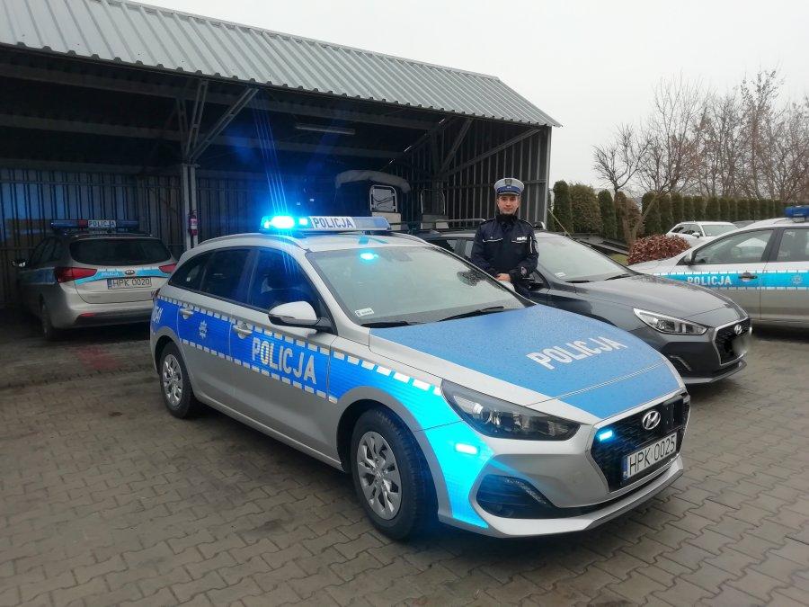 Kolbuszowscy policjanci mają nowy wóz - Zdjęcie główne
