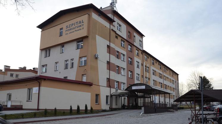 Szpital w Kolbuszowej zamyka główną bramę. Którędy będzie możliwy wjazd?  - Zdjęcie główne