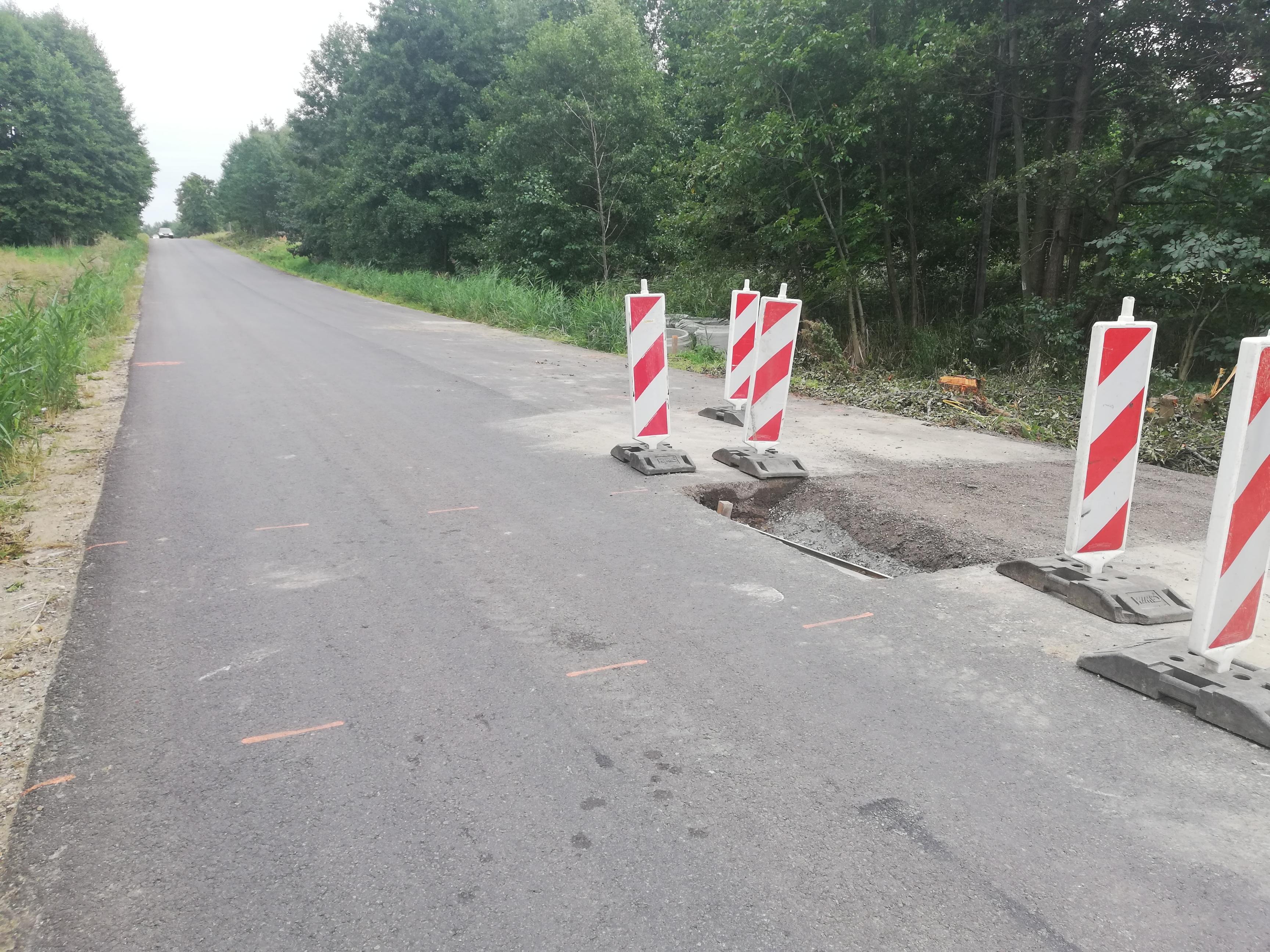 Sprawa przebudowy przepustów na drodze wojewódzkiej relacji Kolbuszowa - Sokołów Małopolski  - Zdjęcie główne