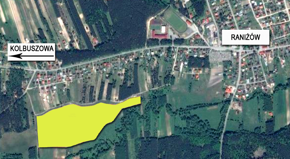 Gmina Raniżów. Kameralne osiedle, liczące blisko 80 działek budowlanych, ma powstać na istniejących pastwiskach przy centrum Raniżowa - Zdjęcie główne