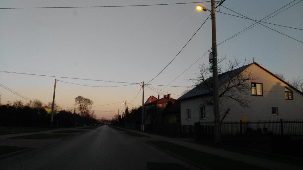 Dodatkowe latarnie w Zielone i Korczowiskach  - Zdjęcie główne