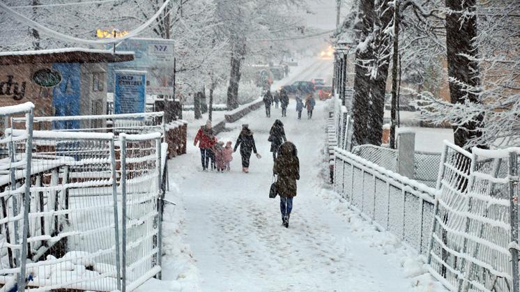 Kolejny atak zimy. Nawet do -28 stopni Celsjusza - Zdjęcie główne