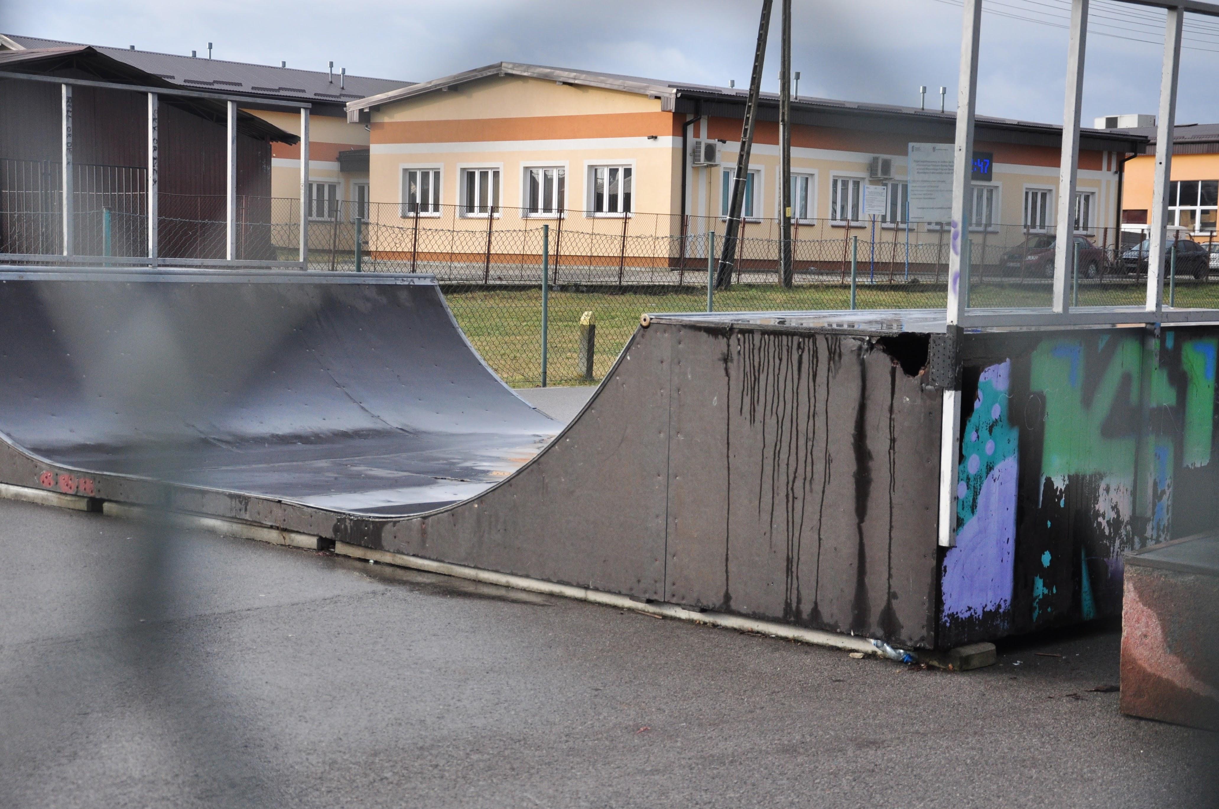 Jest petycja w sprawie kolbuszowskiego skateparku  - Zdjęcie główne
