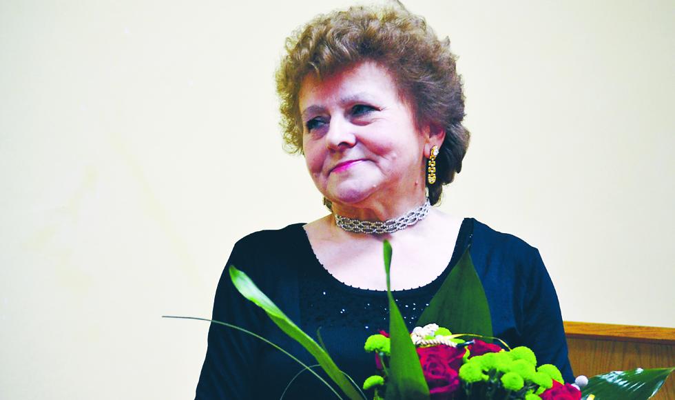 Małgorzata Łagowska przepracowała w urzędzie w Niwiskach ponad 40 lat. W tym roku przeszła na emeryturę  - Zdjęcie główne