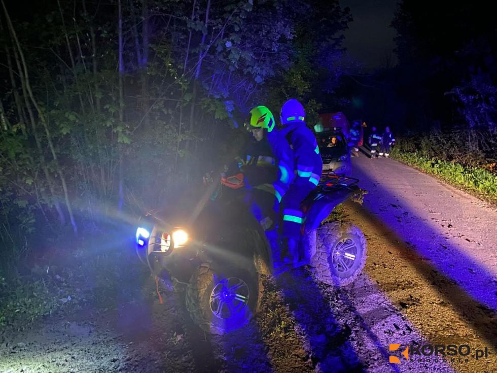 Z PODKARPACIA. Zwłoki młodego mężczyzny znaleziono w lesie  - Zdjęcie główne