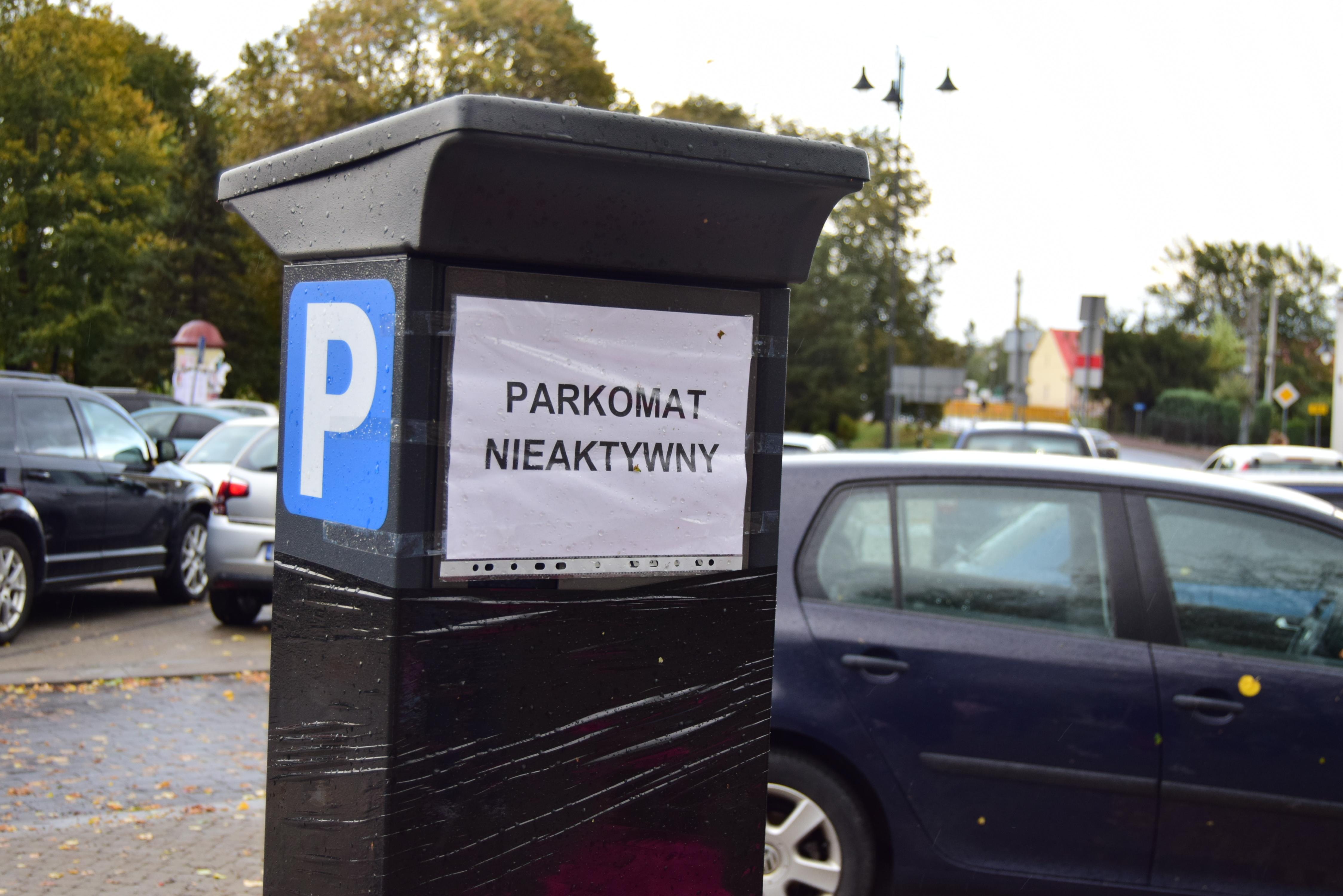 Parkomaty już na kolbuszowskim rynku  - Zdjęcie główne