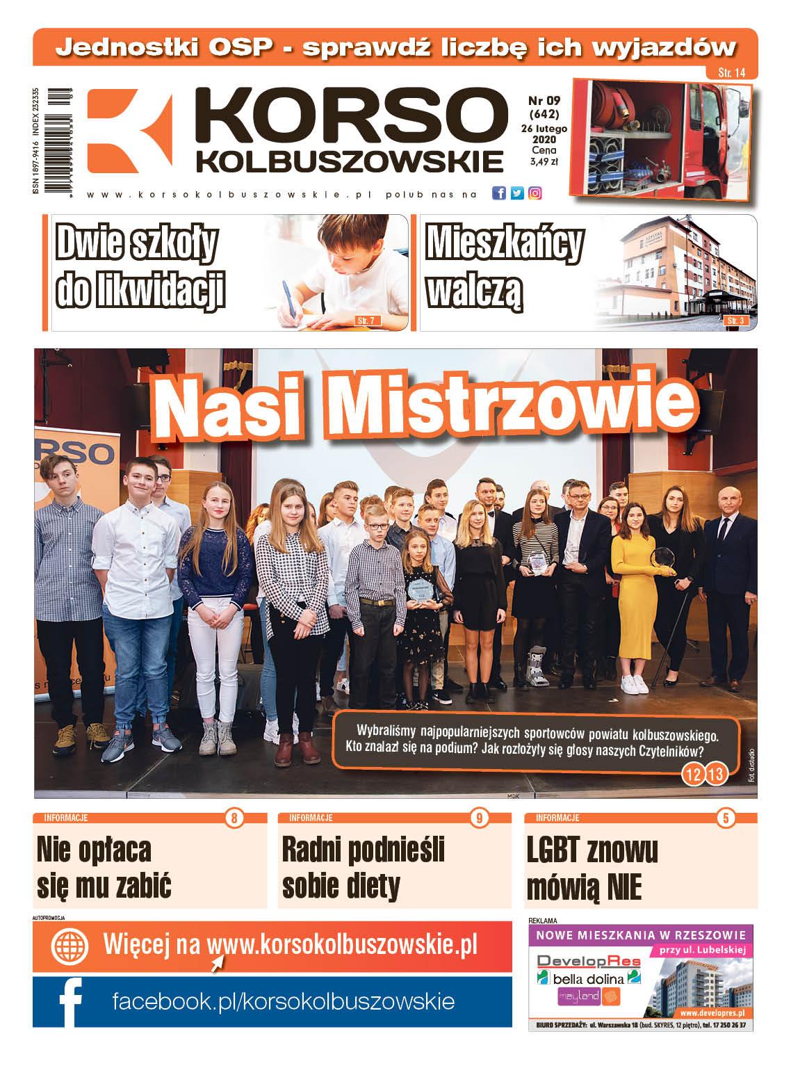 Korso Kolbuszowskie - nr 9/2020 - Zdjęcie główne