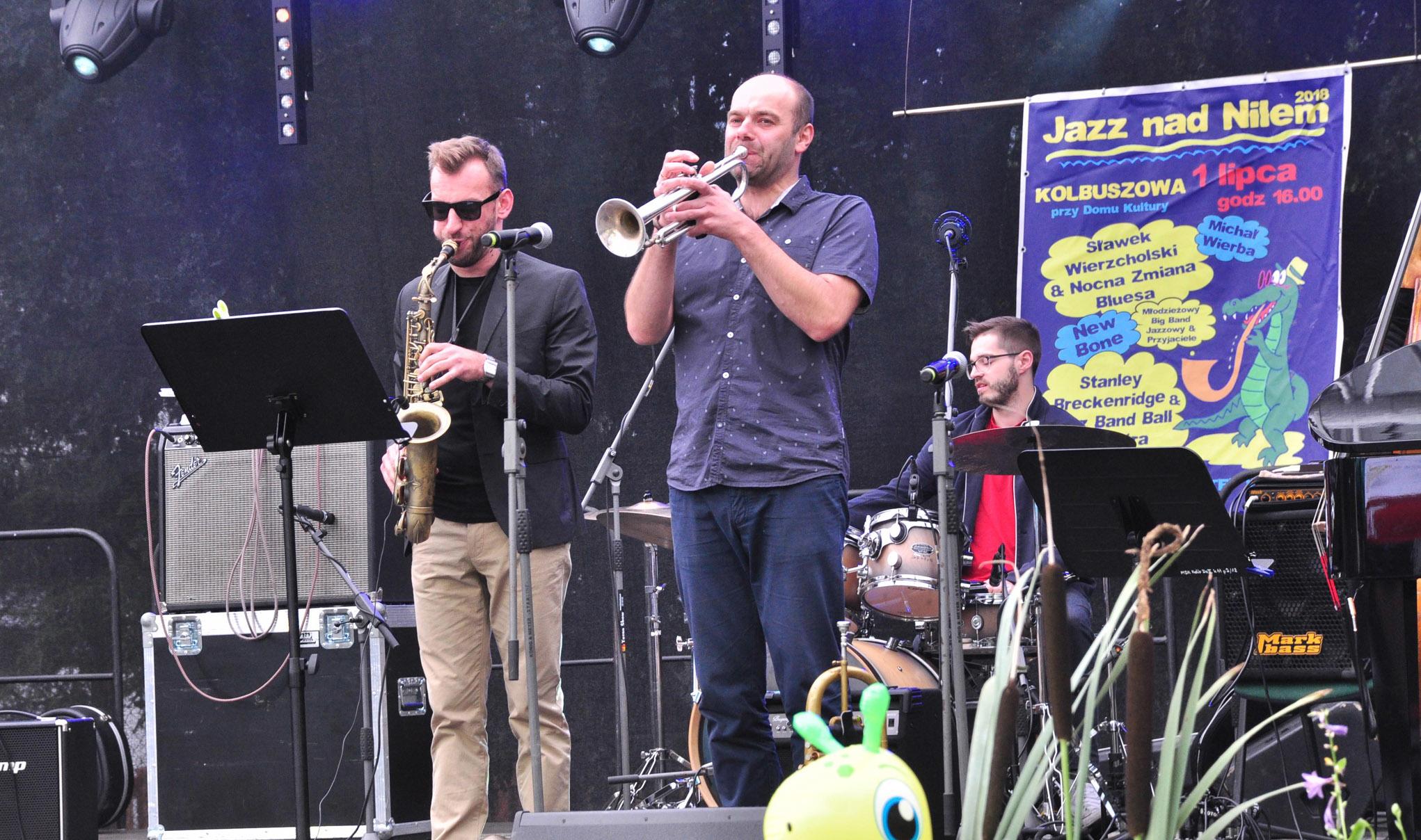 Jazz nad Nilem 2020 w Kolbuszowej. Co w programie? - Zdjęcie główne