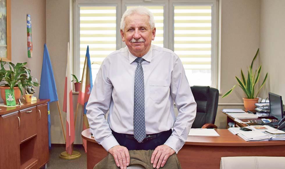 Starosta Józef Kardyś: było prawdopodobieństwo, że zostanę burmistrzem - Zdjęcie główne