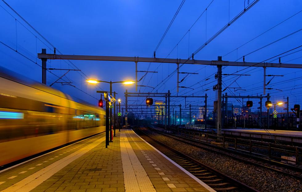Mieszkaniec Podkarpacia zginął pod kołami pociągu w Holandii  - Zdjęcie główne