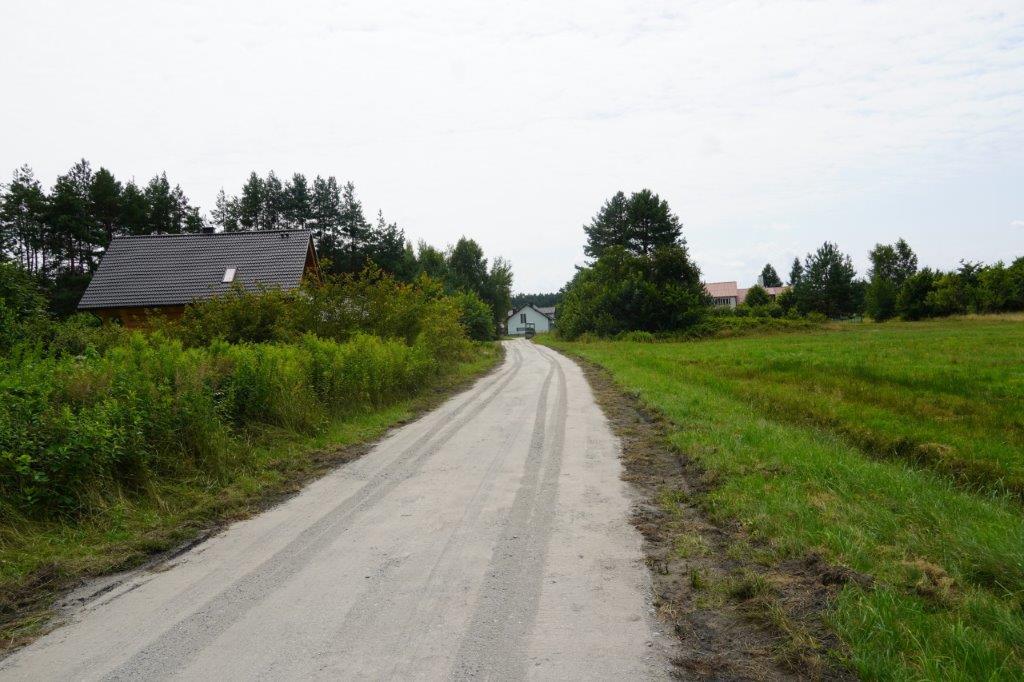 Gmina Niwiska. Droga już po remoncie [ZDJĘCIA] - Zdjęcie główne