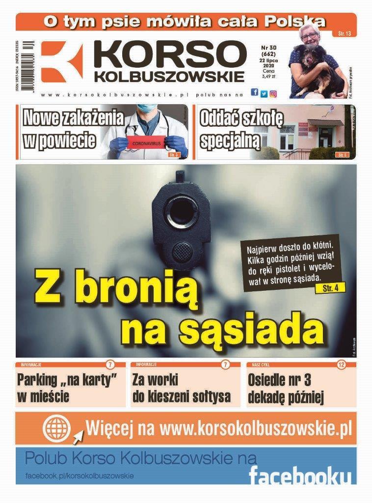 Korso Kolbuszowskie - nr 30/2020 - Zdjęcie główne