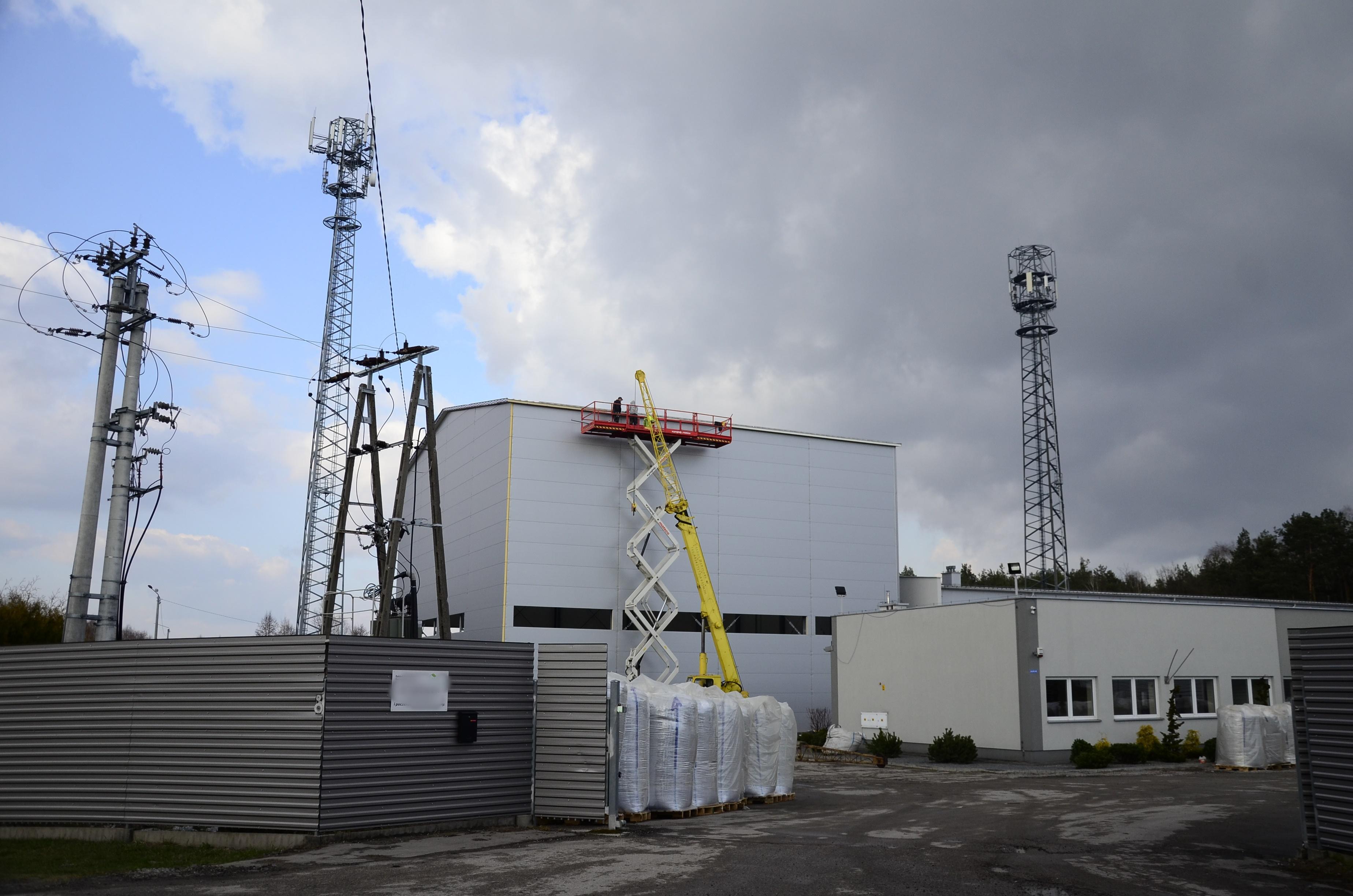 Mieszkańcy Cmolasu wyrazili swoje zaniepokojenie funkcjonowaniem zakładu Green Koltex. Co na to przedstawiciele firmy? - Zdjęcie główne