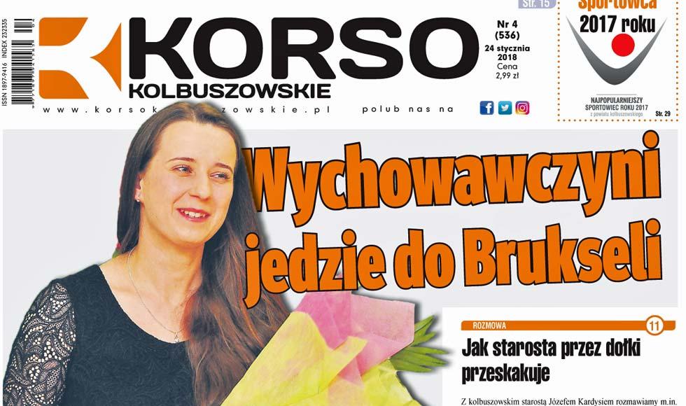 Korso Kolbuszowskie nr 4/2018 - Zdjęcie główne