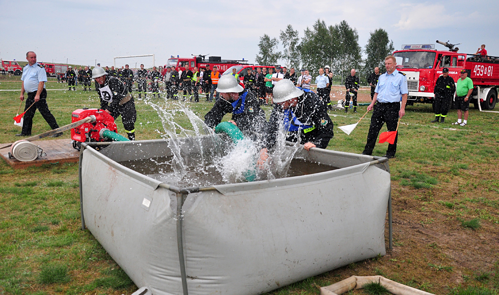 Jednostki OSP z gminy Niwiska zmierzą się podczas niedzielnych zawodów  - Zdjęcie główne
